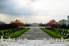 Chiang Kai-shek Memorial Hall, Taiwan Fotografia Stock