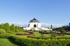 Chiang Kai-shek Memorial Hall, Taiwan Taipei Royaltyfri Bild
