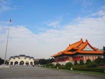 Chiang Kai Shek Memorial Hall W Taipei Zdjęcie Stock