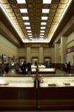 Chiang Kai Shek Memorial interiors Royalty Free Stock Photos