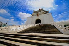 Chiang Kai-shek Memorial Stock Photos