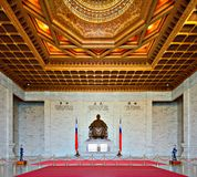 Chiang-Kai Shek Memorial Royalty Free Stock Image