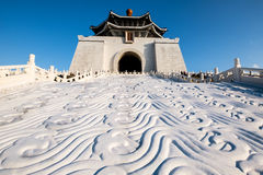 Chiang Kai-shek memorial Royalty Free Stock Photos