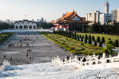 Chiang Kai-shek memorial Royalty Free Stock Images