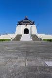 Chiang Kai-shek minnes- korridor royaltyfria foton