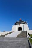 Chiang kai-shek minnes- korridor i taiwan royaltyfria bilder