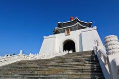 Chiang Kai-shek minnesmärkekorridor royaltyfri fotografi