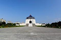 Chiang Kai-shek minnesmärkekorridor arkivfoto