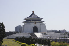 Chiang Kai-shek pasillo conmemorativo Foto de archivo