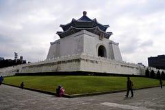Chiang Kai-shek pasillo conmemorativo Foto de archivo libre de regalías