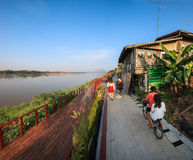 CHIANG KHAN,LOEI Royalty Free Stock Image