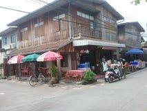 Chiang khan område Thailand royaltyfri bild