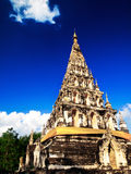 Chiang Mai寺庙 免版税库存图片