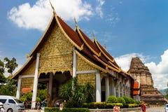 Chiang Mai寺庙 库存图片
