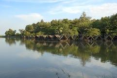 chiang mai λιμνών Στοκ Φωτογραφίες