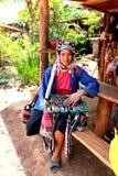 chiang mai λόφων φυλή Στοκ Φωτογραφίες