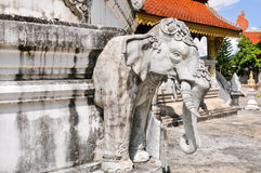 chiang mai ναός Στοκ Φωτογραφίες