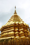 chiang mai παγόδα Στοκ φωτογραφίες με δικαίωμα ελεύθερης χρήσης