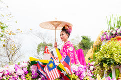 CHIANG MAI, ΤΑΪΛΆΝΔΗΣ - 2.2013 Φεβρουαρίου   στοκ εικόνες