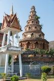 Chiang Mai, Ταϊλάνδη - 15 Φεβρουαρίου 2015: Ναός της Hong Phoung ένα famou Στοκ φωτογραφία με δικαίωμα ελεύθερης χρήσης