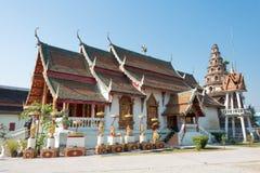 Chiang Mai, Ταϊλάνδη - 15 Φεβρουαρίου 2015: Ναός της Hong Phoung ένα famou Στοκ Φωτογραφίες