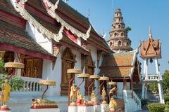 Chiang Mai, Ταϊλάνδη - 15 Φεβρουαρίου 2015: Ναός της Hong Phoung ένα famou Στοκ εικόνες με δικαίωμα ελεύθερης χρήσης