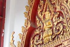 Chiang Mai, Ταϊλάνδη - 13 Φεβρουαρίου 2015: Wat Chai Sri Phum ένας διάσημος Στοκ Εικόνα