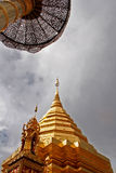 Chiang Mai 4. Temple Mountain in Chiang Mai, North Thailand Royalty Free Stock Images