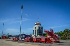 Chiang Mai Airport en Thaïlande Photographie stock