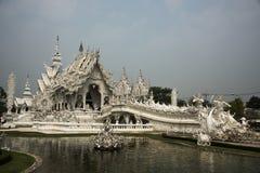 Chiang Mai Bai tempel Arkivbilder