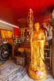 Chiang Mai, Buda da galeria de Tailândia Suthep Doi Suthep Fotos de Stock Royalty Free