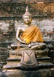 Chiang mai buddha statue thailand. Serene buddha in chiang mai thailand royalty free stock image