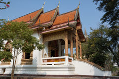 Chiang Mai, buddist temple Stock Photography