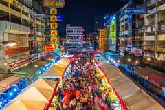 Chiang mai china town festival 2016 Royalty Free Stock Photo