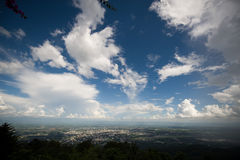 Chiang Mai city Stock Photo