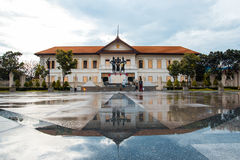 Chiang Mai City Arts and Cultural Centre in Chiang Mai, Thailand Stock Image