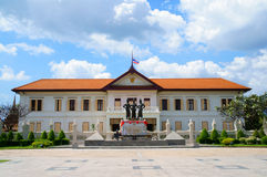 Chiang Mai City Arts and Cultural Centre. In Chiang Mai, Thailand Stock Image