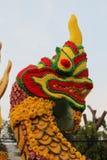 Chiang Mai Flower Festival 2015 Imágenes de archivo libres de regalías