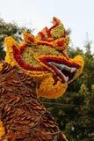 Chiang Mai Flower Festival 2015 Imagenes de archivo