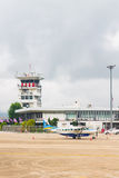 Chiang Mai International Airport (CNX) on August 22 ,2015 Royalty Free Stock Photos
