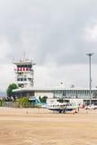 Chiang Mai International Airport (CNX) le 22 août 2015 Photos libres de droits