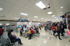 Chiang Mai international airport Stock Photo