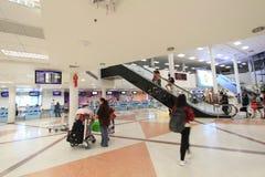Chiang Mai international airport Royalty Free Stock Photos