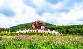 Chiang Mai Królewski Ogrodowy muzeum Obrazy Stock
