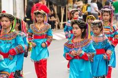 Chiang Mai kwiatu festiwal Fotografia Royalty Free