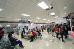 Chiang Mai lotnisko międzynarodowe Zdjęcie Stock