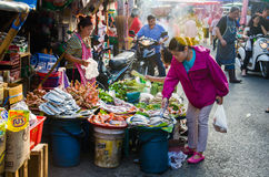 CHIANG MAI market Stock Photos