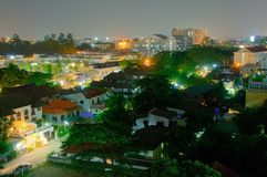 Chiang Mai night Royalty Free Stock Photos