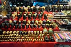 Chiang Mai Night Bazaar Lizenzfreie Stockfotos