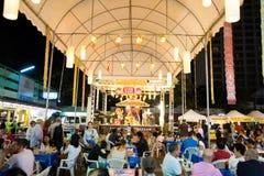 Chiang Mai Night Bazaar Lizenzfreies Stockfoto